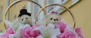 Оформление свадебных машин в Ижевске